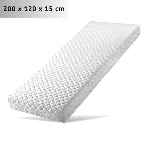 Matratze Komfort Plus 7 Zonen RG 30 H 3 200 x 120 x 15 cm
