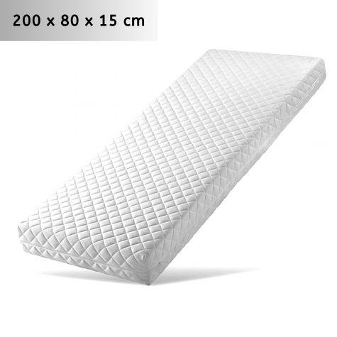 Matratze Komfort Plus 7 Zonen RG 30 H 3 200 x 80 x 15 cm